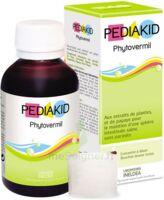 Pediakid Phytovermile Sirop Fl/125ml à JUAN-LES-PINS