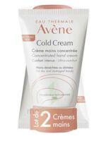 Avène Eau Thermale Cold Cream Duo Crème Mains 2x50ml à JUAN-LES-PINS