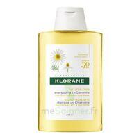 Klorane Camomille Shampooing 200ml à JUAN-LES-PINS