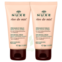 Rêve De Miel® Crème Mains Et Ongles 2*50ml à JUAN-LES-PINS