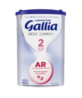 Gallia Bebe Expert Ar 2 Lait En Poudre B/800g à JUAN-LES-PINS