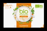 Nutrisanté Infusions Bio Tisane Digestion 20 Sachets à JUAN-LES-PINS