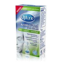 Optone Actimist Spray Oculaire Yeux Fatigués + Inconfort Fl/10ml à JUAN-LES-PINS
