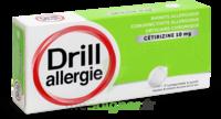 Drill 10 Mg Comprimés à Sucer Allergie Cétirizine Plq/7 à JUAN-LES-PINS