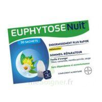 Euphytosenuit Tisane 20 Sachets à JUAN-LES-PINS