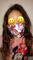 Kit Masque De Protection Enfant 3-10 Ans à JUAN-LES-PINS