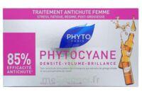 Phytocyane Soin Antichute Stimulateur De Croissance Phyto 12 X 7,5ml à JUAN-LES-PINS