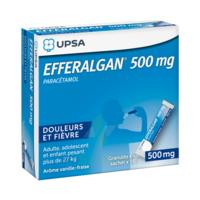 Efferalgan 500 Mg Glé En Sachet Sach/16 à JUAN-LES-PINS