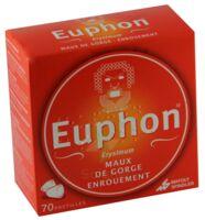 Euphon, Pastille à JUAN-LES-PINS
