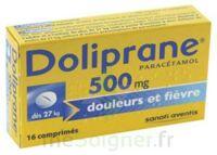 Doliprane 500 Mg Comprimés 2plq/8 (16) à JUAN-LES-PINS
