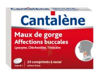 Cantalene, Comprimé à Sucer à JUAN-LES-PINS