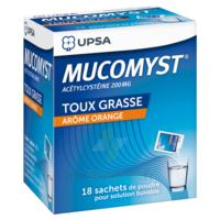 Mucomyst 200 Mg Poudre Pour Solution Buvable En Sachet B/18 à JUAN-LES-PINS