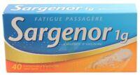 Sargenor Sans Sucre 1 G, Comprimé Effervescent 2t/20 (40) à JUAN-LES-PINS