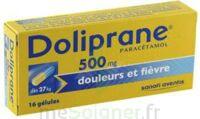 Doliprane 500 Mg Gélules B/16 à JUAN-LES-PINS