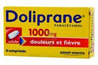 Doliprane 1000 Mg Comprimés Plq/8 à JUAN-LES-PINS