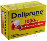 Doliprane 1000 Mg Poudre Pour Solution Buvable En Sachet-dose B/8 à JUAN-LES-PINS