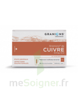 Granions De Cuivre 0,3 Mg/2 Ml S Buv 30amp/2ml à JUAN-LES-PINS