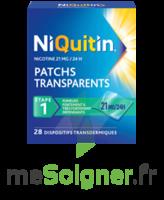 Niquitin 21 Mg/24 Heures, Dispositif Transdermique Sach/28 à JUAN-LES-PINS