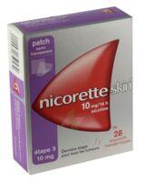 Nicoretteskin 10 Mg/16 H Dispositif Transdermique B/28 à JUAN-LES-PINS