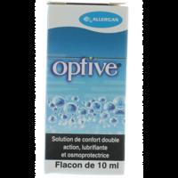 Optive, Fl 10 Ml à JUAN-LES-PINS