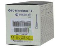 Bd Microlance 3, G30 1/2, 0,30 Mm X 13 Mm, Jaune  à JUAN-LES-PINS