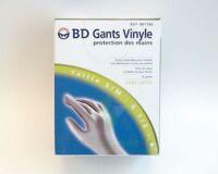 Bd Gants Vinyle, Large - Extralarge, 8 1/2 - 10, Bt 50 à JUAN-LES-PINS