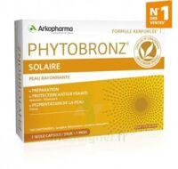 Phytobronz Solaire Caps Tous Types De Peaux B/30