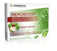 Memoboost Ginkgo + Bacopa Gélules B/30 à JUAN-LES-PINS
