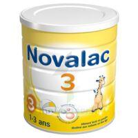 Novalac 3 Lait De Croissance B/800g à JUAN-LES-PINS
