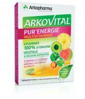 Arkovital Pur'energie Multivitamines Comprimés Dès 6 Ans B/30 à JUAN-LES-PINS