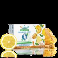 Puressentiel Respiratoire Pastilles Respiratoire Gorge Miel-citron - 18 Pastilles à JUAN-LES-PINS