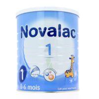 Novalac 1 Lait En Poudre 1er âge B /800g à JUAN-LES-PINS