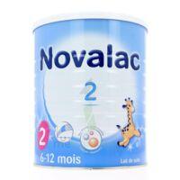 Novalac 2 Lait En Poudre 2ème âge B/800g* à JUAN-LES-PINS