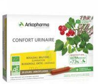 Arkofluide Bio Ultraextract Solution Buvable Confort Urinaire 20 Ampoules/10ml à JUAN-LES-PINS