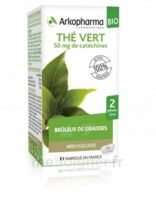 Arkogélules Thé Vert Bio Gélules Fl/40 à JUAN-LES-PINS