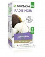 Arkogélules Radis Noir Bio Gélules Fl/40 à JUAN-LES-PINS