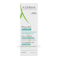 Aderma Phys'ac Global Soin Imperfection Sévères 40ml à JUAN-LES-PINS