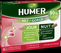 Humer Nez/gorge Jour&nuit 15 Comprimés à JUAN-LES-PINS