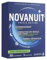 Novanuit Triple Action Comprimés B/30 à JUAN-LES-PINS