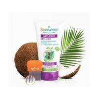 Puressentiel Anti-poux Shampooing Masque Traitant 2 En 1 Anti-poux Avec Peigne - 150 Ml à JUAN-LES-PINS