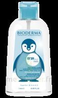 Abcderm H2o Solution Sans Rinçage Nettoyante Bébé Fl Pompe/1l à JUAN-LES-PINS