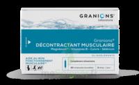 Granions Décontractant Musculaire Solution Buvable 2b/30 Ampoules/2ml à JUAN-LES-PINS