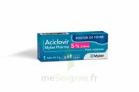 Aciclovir Mylan Pharma 5%, Crème à JUAN-LES-PINS