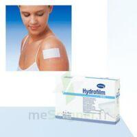 Hydrofilm® Plus Pansement Film Adhésif Transparent Avec Compresses Centrale  5 X 7,2 Cm - Boîte De 5 à JUAN-LES-PINS
