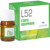 Lehning L52 Solution Buvable En Gouttes Fl/30ml à JUAN-LES-PINS