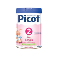 Picot Standard 2 Lait En Poudre B/800g à JUAN-LES-PINS
