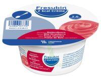 Fresubin 2kcal Crème Sans Lactose Nutriment Fraise Des Bois 4 Pots/200g à JUAN-LES-PINS