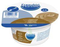 Fresubin 2kcal Crème Sans Lactose Nutriment Cappuccino 4 Pots/200g à JUAN-LES-PINS