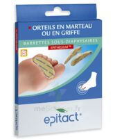 Barrettes Sous-diaphysaires Epitact A L'ephithelium Taille L à JUAN-LES-PINS