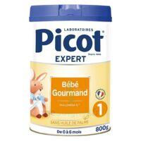 Picot Bébé Gourmand 2 Lait En Poudre B/800g à JUAN-LES-PINS